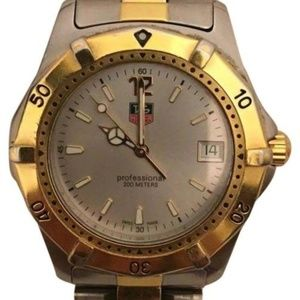 SALE! TAG HEUER Watch Professional 200M